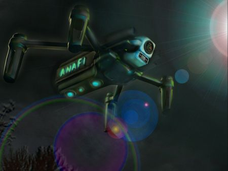 #WeeklyDrills040 --  Drone Dreamscape