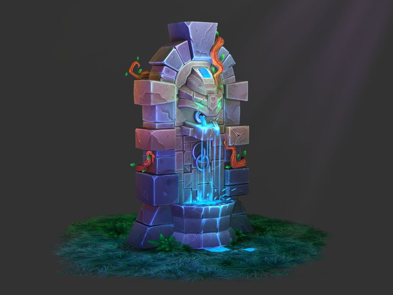 Fantasy Fountain