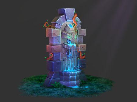 Fantasy Fountain