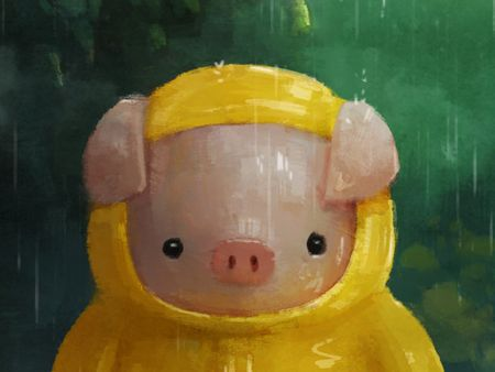 tonko house pig