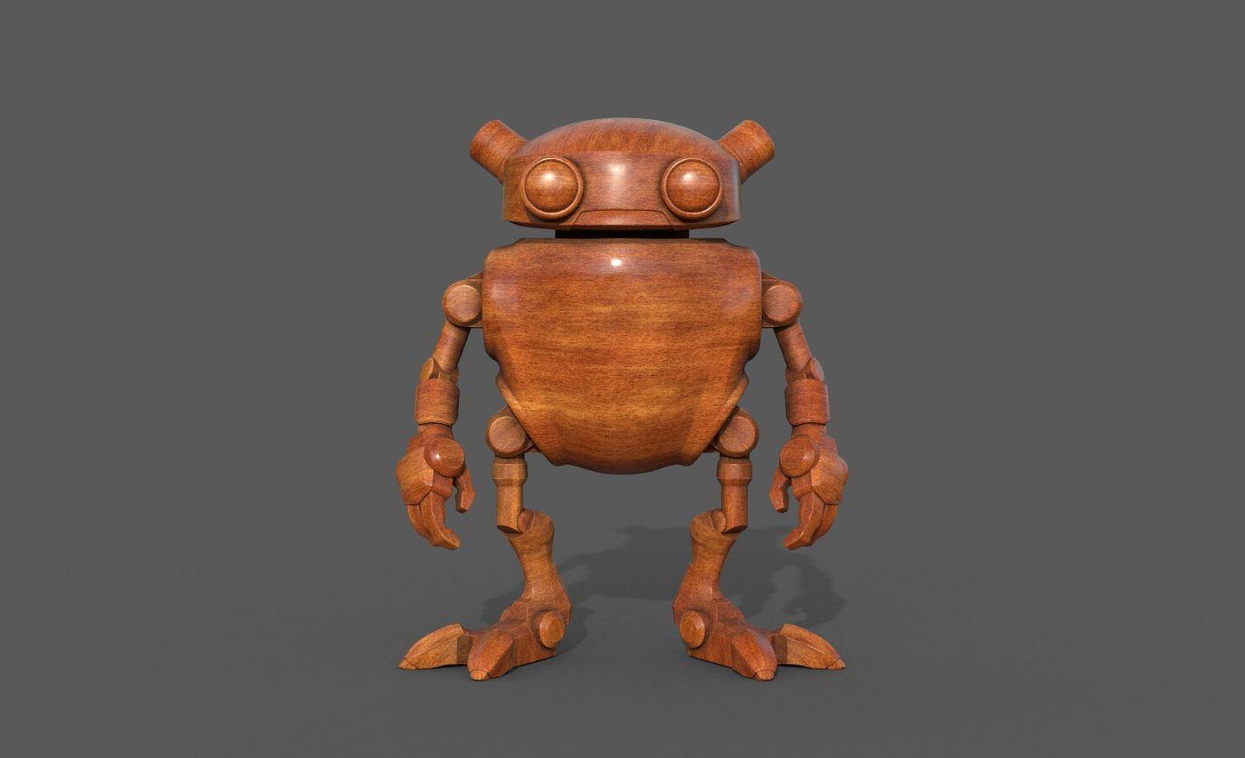 Wood Goldingbrandon