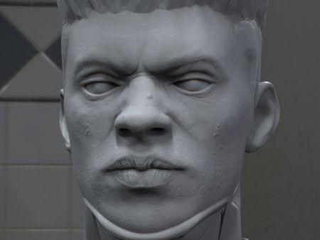 Flash Gordon character WIP
