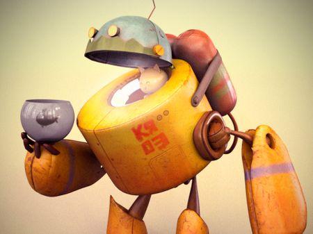 Robotcat