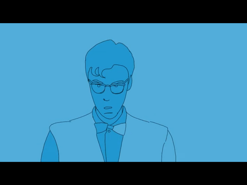 Once In a Lifetime (animated)
