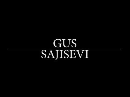 Gus Sajisevi 2D Reel