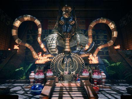 Anubis Temple UE5