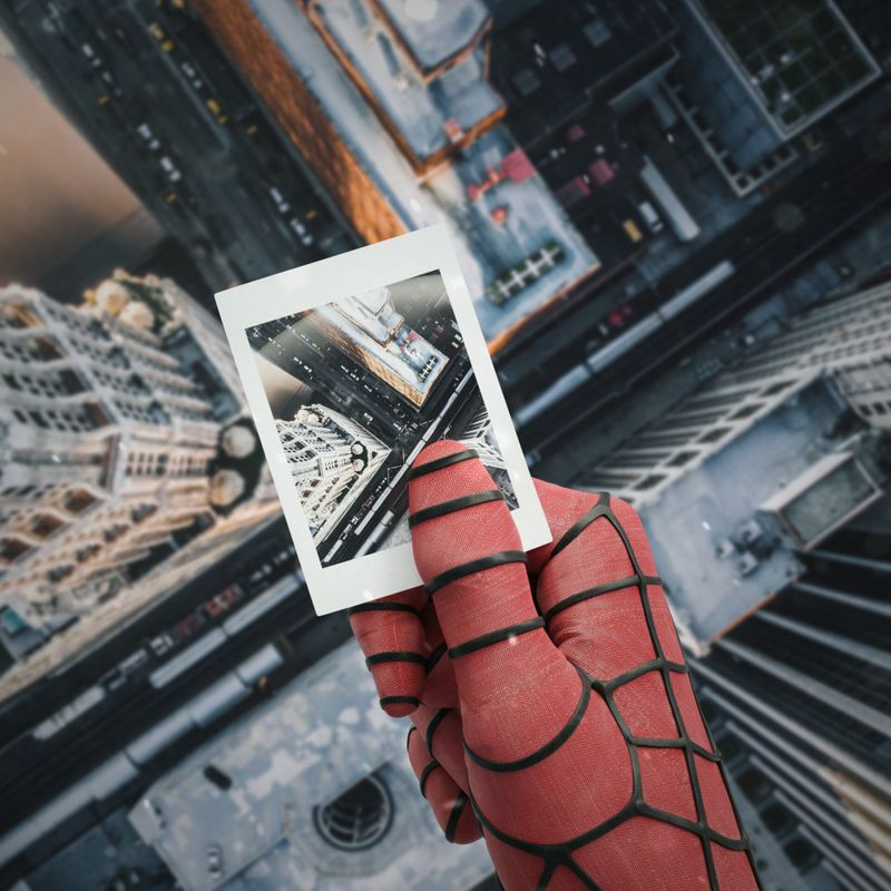 Spider-Man Photo