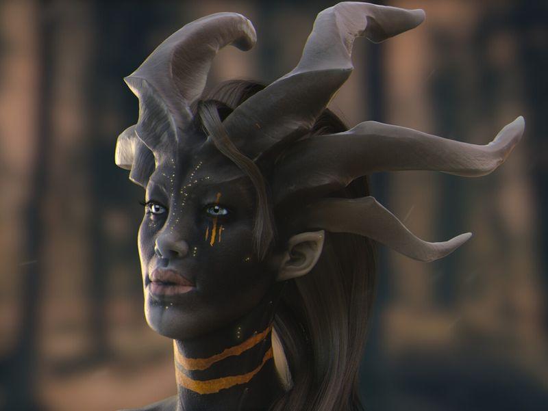 Elentari Queen Of Stars