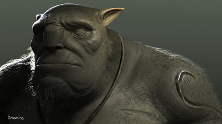 GAME OVER - Piggu the troll - Grooming