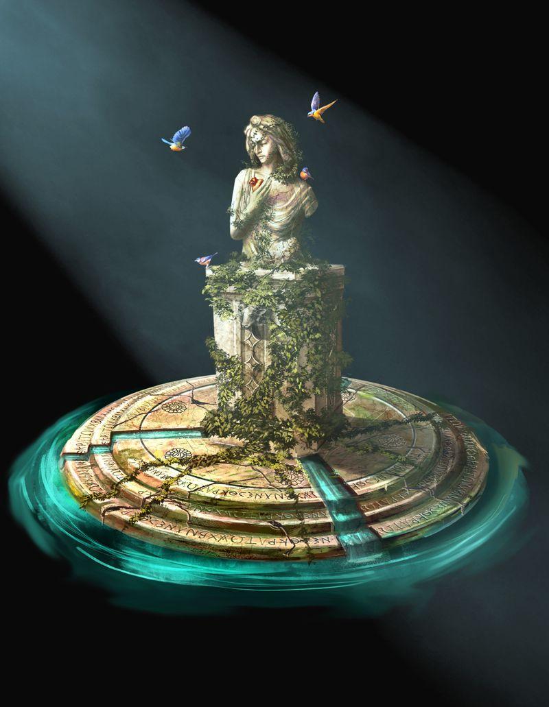 Persephone's Shrine