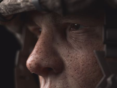 USMC Lcpl. Patrick - Think Tank Intermediate Project