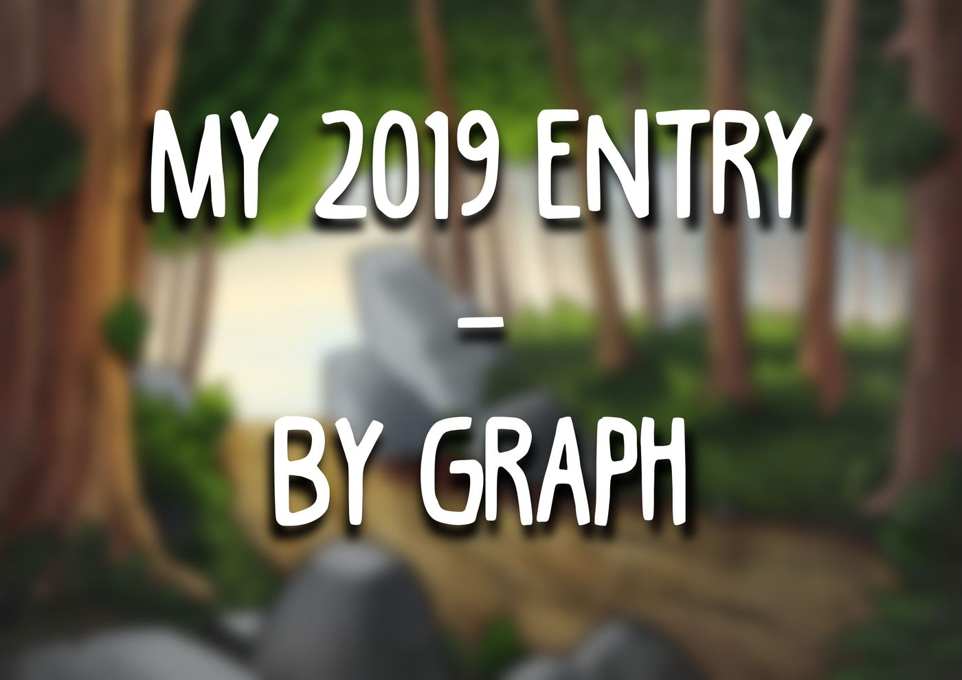 2019 Entry for Rookie's contest