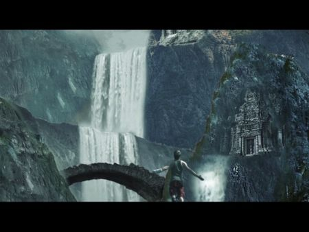 Ancient Ruins Matte Painting + Breakdown