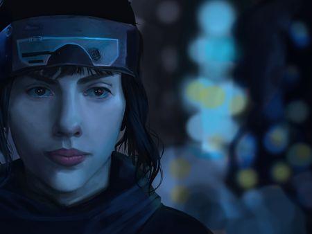 Scarlett Johansson as Major (2017)