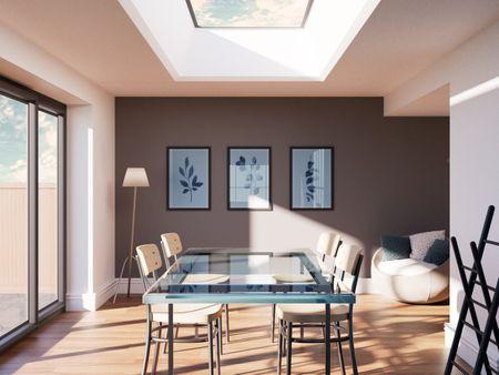 Archviz dining room