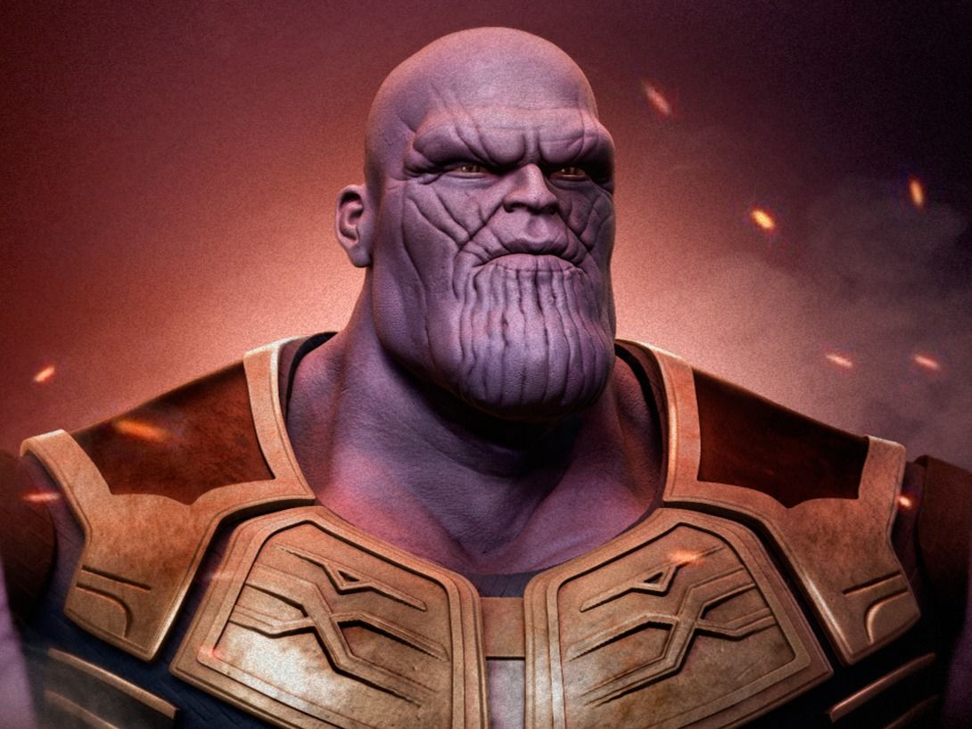 The Mad Titan