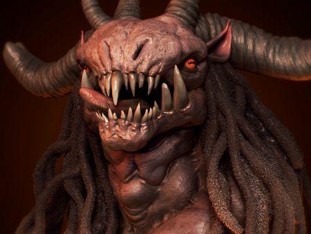 Merciless Demon