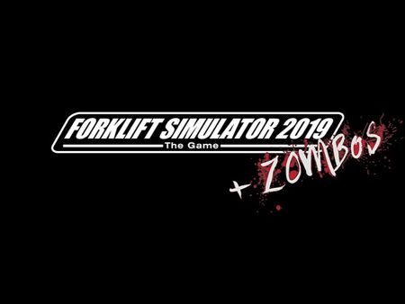 Forklift Simulator 2019 The Game +Zombos