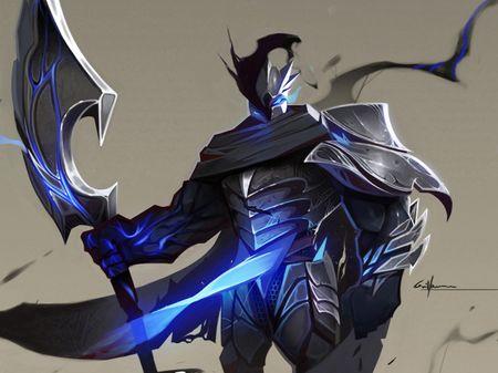 Galaad The Dark Knight