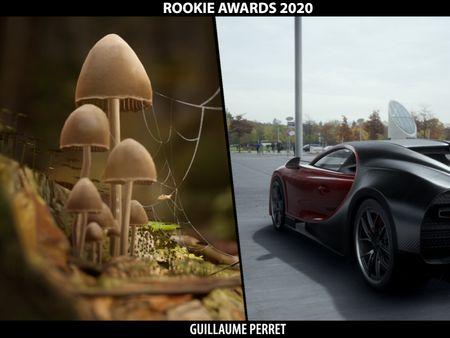 Rookie Awards 2020
