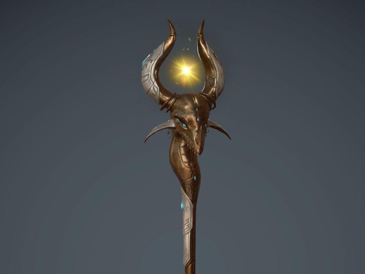 Dragon Staff
