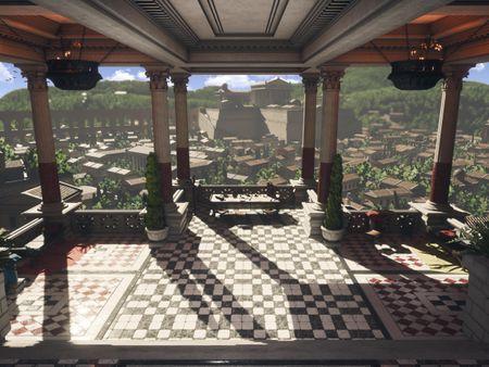 Trajan's Terrace