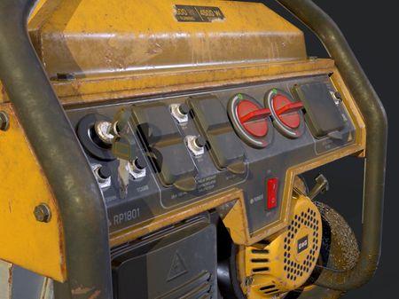 The DOG Portable Generator