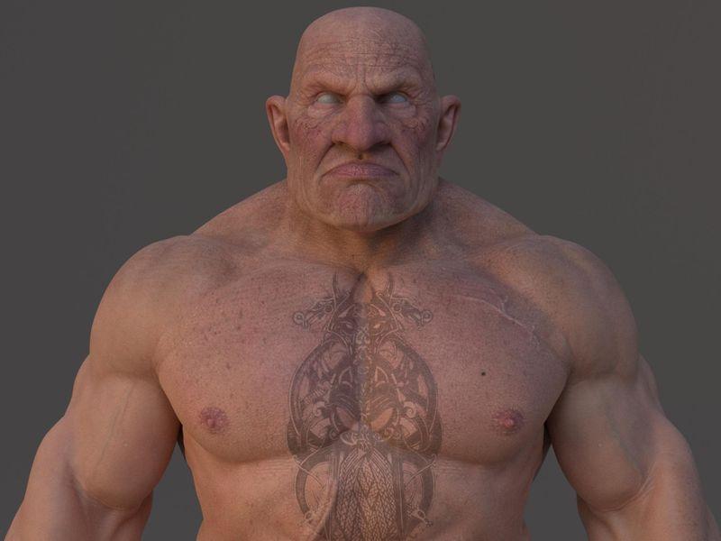 Dwarf - Vaghek Heavysunder