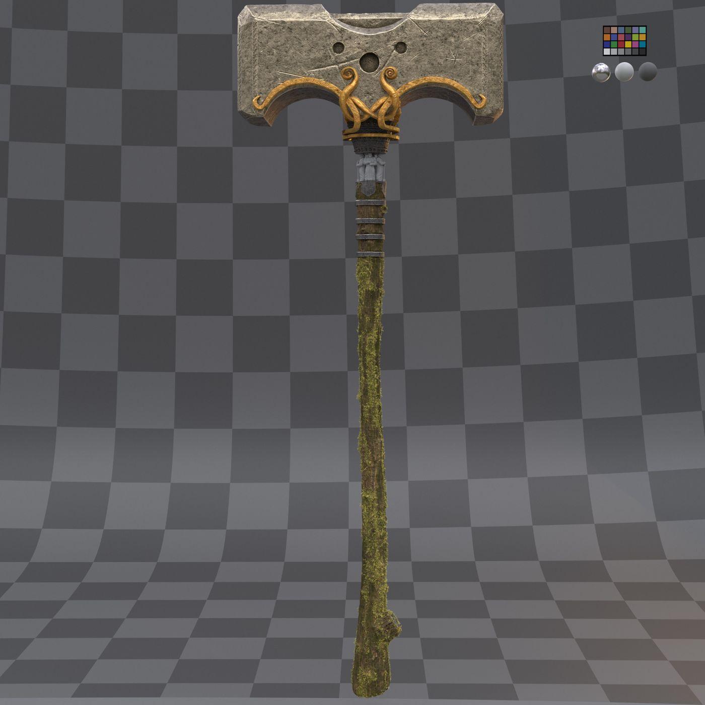 Hammer Color Progress V001 004 Gustavoordonez