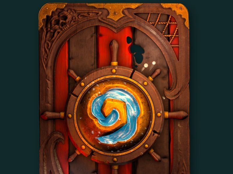 Hearthstone Pirate card