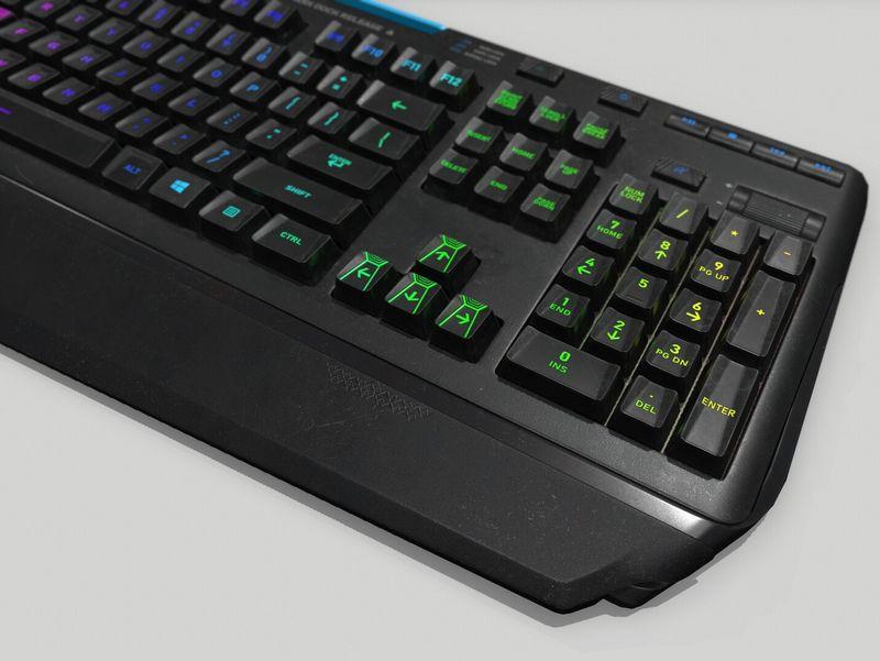 Logitech g910 keyboard