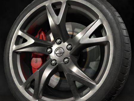 370z Wheel