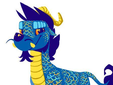 Qilin Character Design