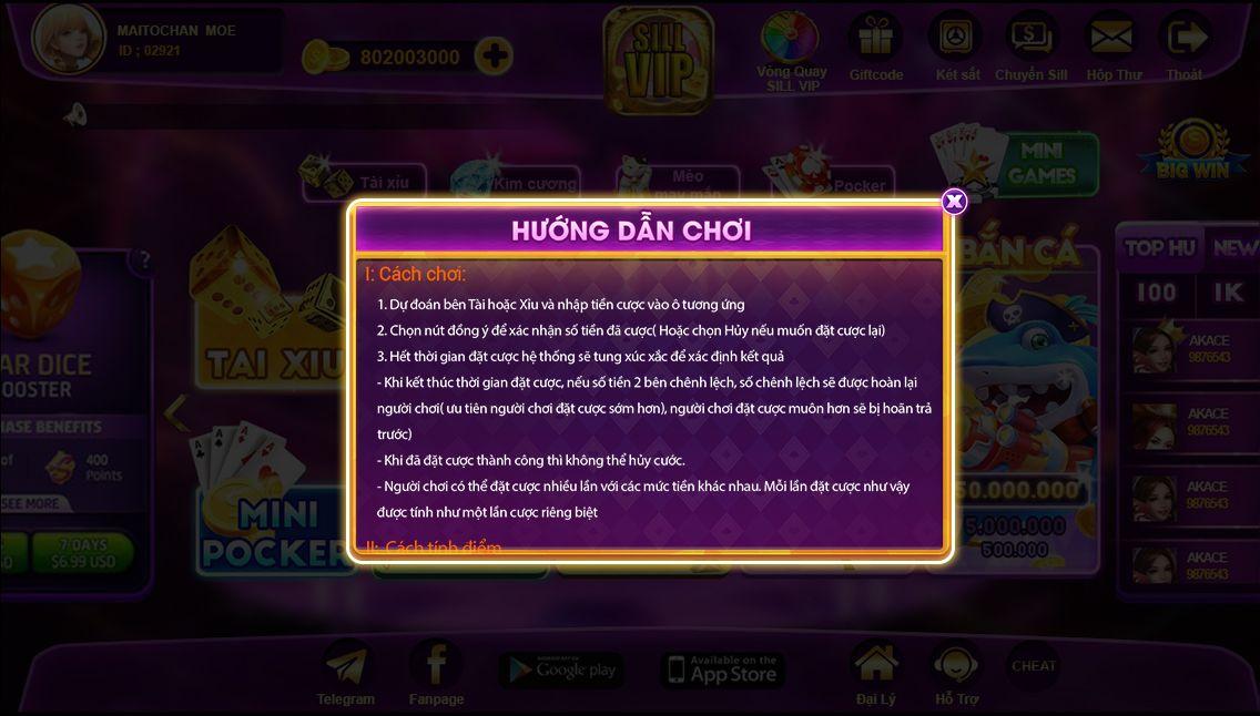 Taixiu Huongdanchoi Demo Hale