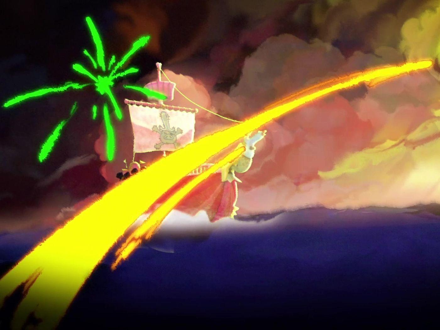 Hal Kujawski 2D Demo Reel 2021