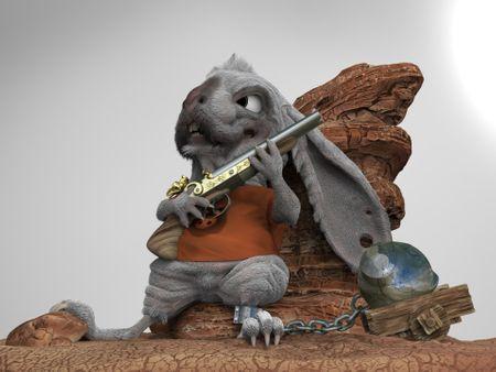 Convict Rabbit