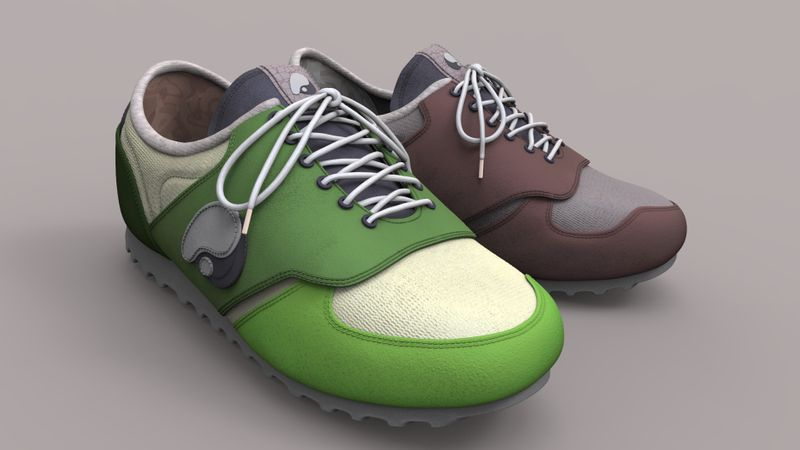Character Sport Shoes