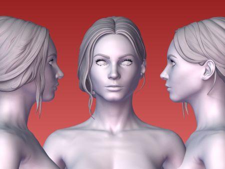 Anna Selezneva  Base Sculpt