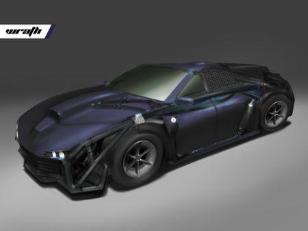 Formula S Concept Vehicles