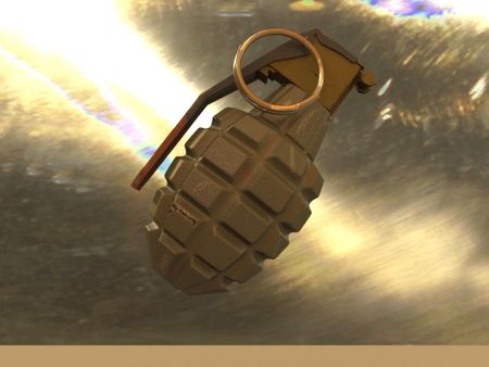 Grenade-Rolling object project