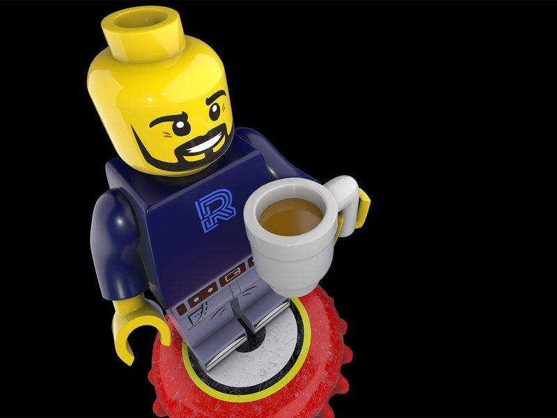 Lego Minifig