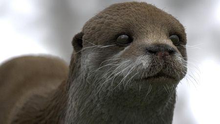 Wild Otter (Alice) [WIP]