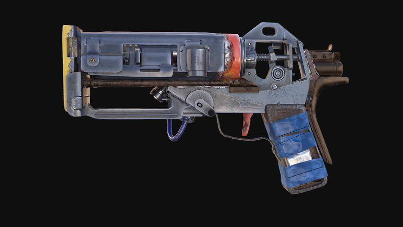 DIY Laser-Gun