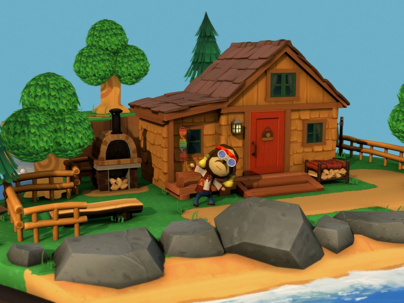 Animal Crossing: Harv's Island