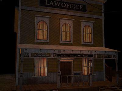 Law Office Fanart