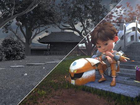 Hathaiphat CHUCHIT - 3D Artist Demoreel
