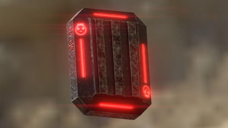Blacksmith Master Shield concept