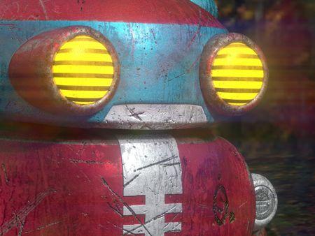 Eddie Robot WIP