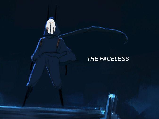 THE FACELESS - 2D ANIMATED SHORT FILM