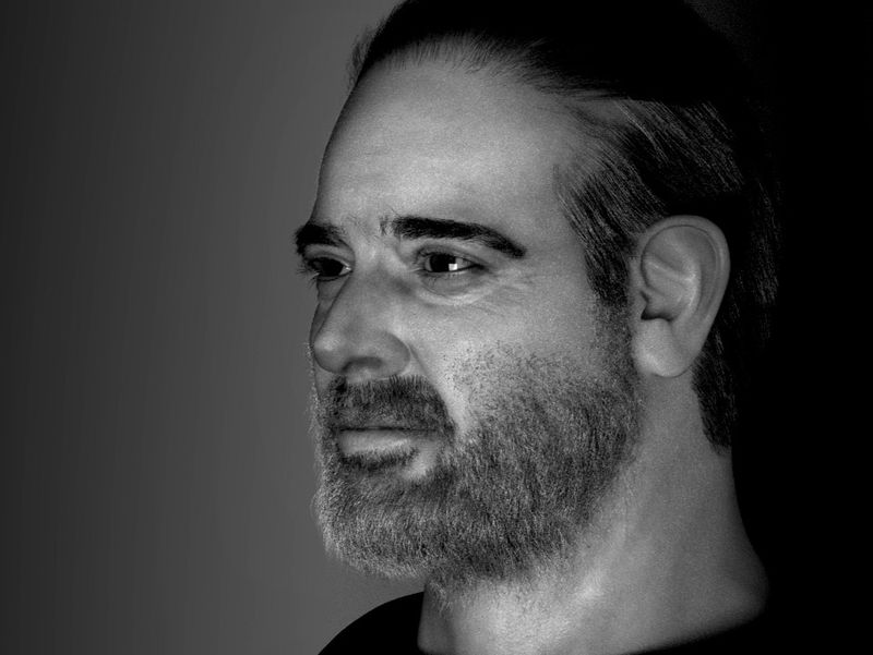 Jeffrey Dean Morgan - A 3D Portrait